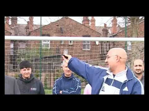 Ariana football team  London 2011 port 2.wmv