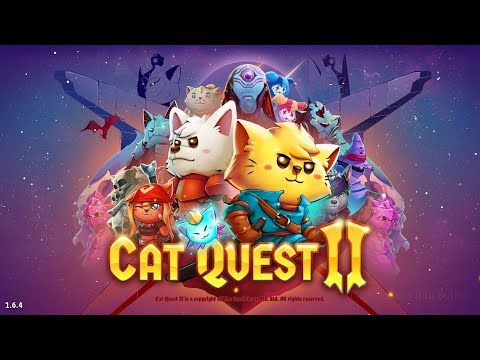 Cat Quest II - EP1 Kit the Catsmith |