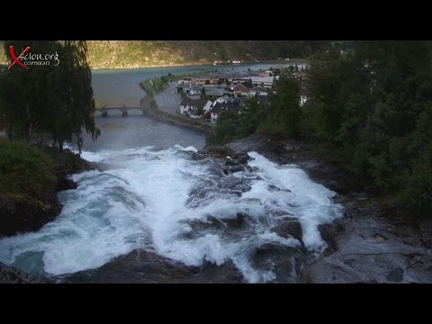 Beautiful Norway 3 HD Hellesylt to Volda