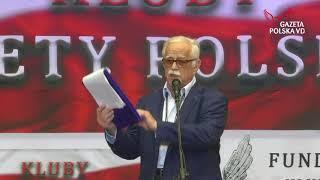 """Jan Pietrzak """"Garść wydarzeń z ostatnich tygodni"""""""