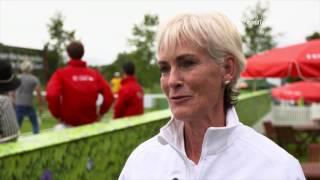 Behind The Scenes At Wimbledon 2016