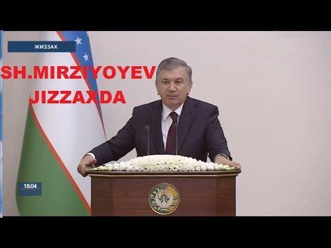 SH.MIRZIYOYEV JIZZAXDA 31.01.2019