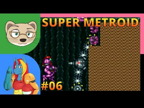 Super Metroid with IndieTimmie Part 6 — I'm Metroid Zelda! — Yahweasel