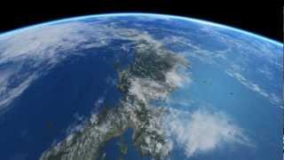 【 ISS 】 国際宇宙ステーション 日本上空を飛行 thumbnail
