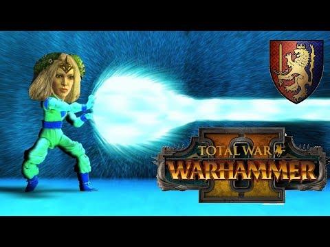 IS CHIVALRY DEAD?   Bretonnia vs Vampire Counts: Total War Warhammer 2