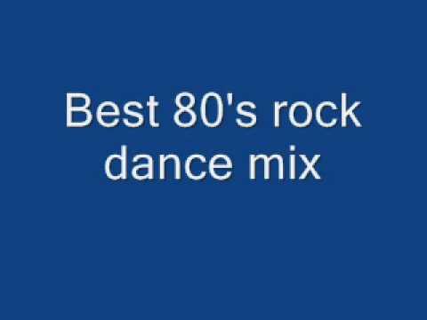 best 80's rock dance