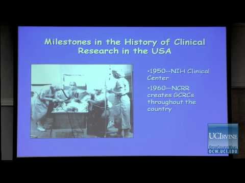 PubHlth 194: Clincal And Translational Science. Lec. 3. Bench To Bedside Research