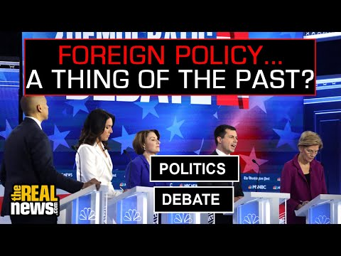 Despite Absurd Debate Questions, Foreign Policy Was in Sharp Focus