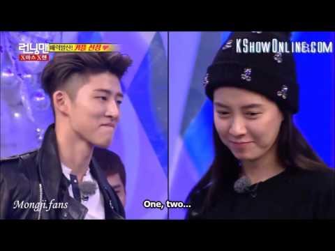 Jihyo and Hanbin moment part 2
