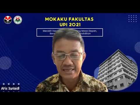 Prof Aris Junaidi   Universitas Pendidikan Indonesia Pembukaan Mahasiswa Baru