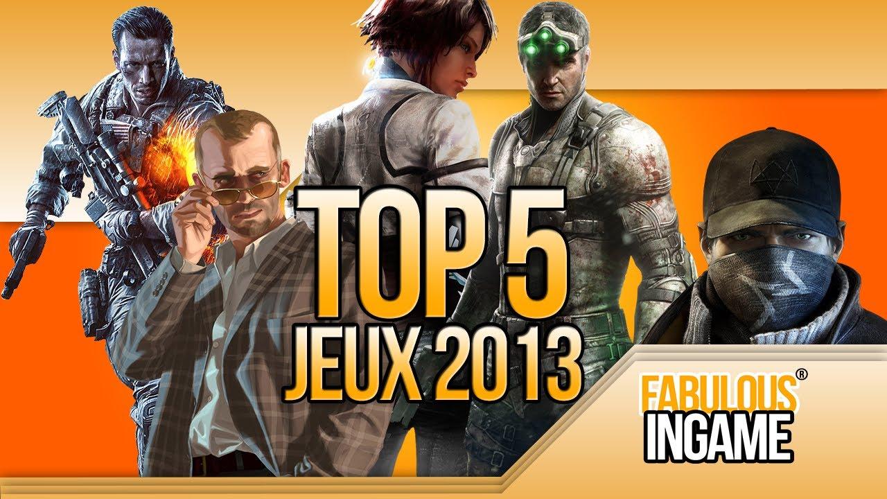 top jeux 2013 les meilleurs jeux de fin d 39 ann e pc xbox ps3 ps4 vf fr hd youtube. Black Bedroom Furniture Sets. Home Design Ideas