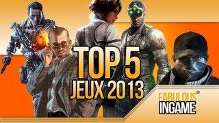 Top Jeux 2013 | Les meilleurs jeux de fin d'année | PC-Xbox-PS3-PS4 | VF FR HD