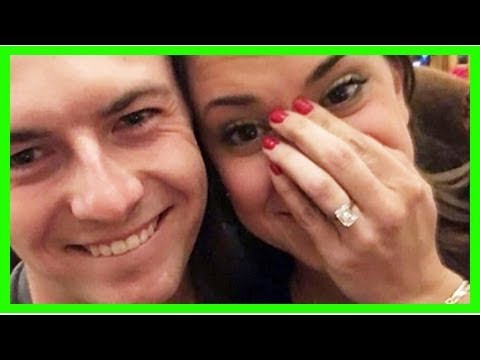 Jordan Spieth Engaged To HS Sweetheart Annie Verret — See Her Massive Diamond Ring