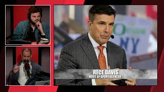 Rece Davis Interviewed by Off The Bench (DJ Durkin Controversy & BR Atmosphere)