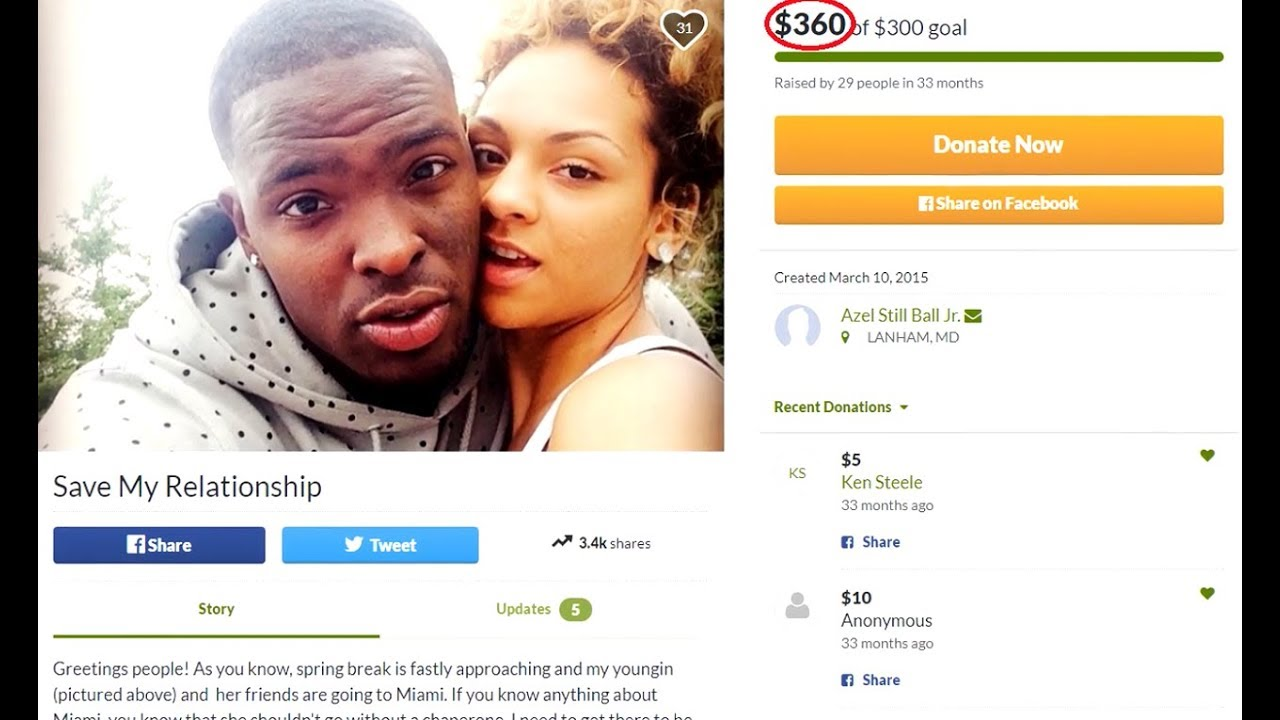 12 Dumbest GoFundMe Campaigns Ever