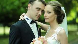 Свадьба Андрея и Анастасии 12 сентября 2015 года