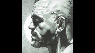Chuck Liddell A Dredfunn Mechanical Pencil Portrait