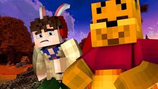 Winnie the Pooh - Halloween Night! (Minecraft Roleplay) #1