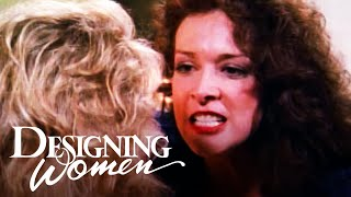 The Night The Lights Went Out In Georgia! | Designing Women