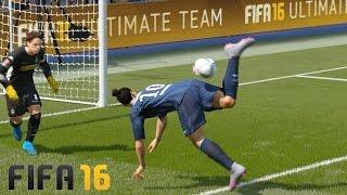 FIFA 16 Funny moment ! Pleins de buts + OUVERTURE DE PACKS SPECIAUX