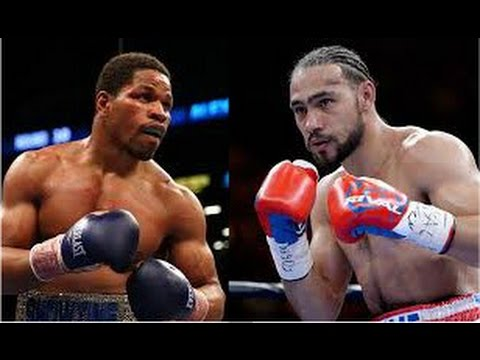 Keith Thurman vs Shawn Porter Fight Oct. 3 Premiere Boxing Champions On Adrien Broner Card ??