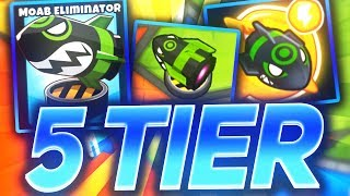 Bloons TD 6 - Bomb Shooter *5th tier* (MOAB ELIMINATOR)