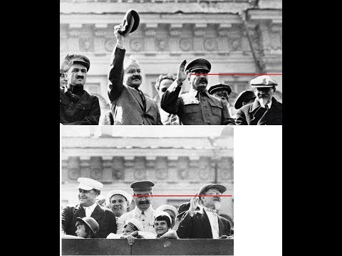 Сталина,Гитлера,Калинина Не Существовало