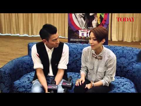 Andy Lau, Sammi Cheng Movie Roundtable Interview, June 26, 2013