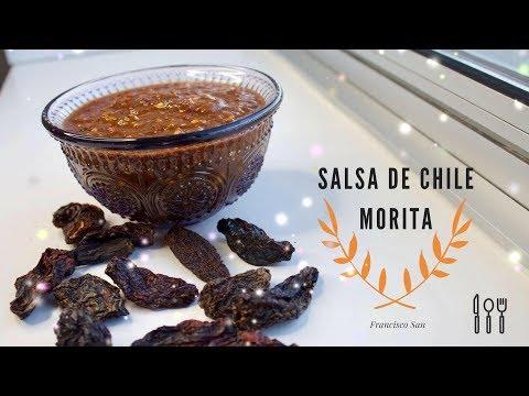 SALSA DE CHILE MORITA - Con Mucho Sabor