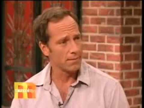 mike rowe with dirty jobs on rachael ray part 1