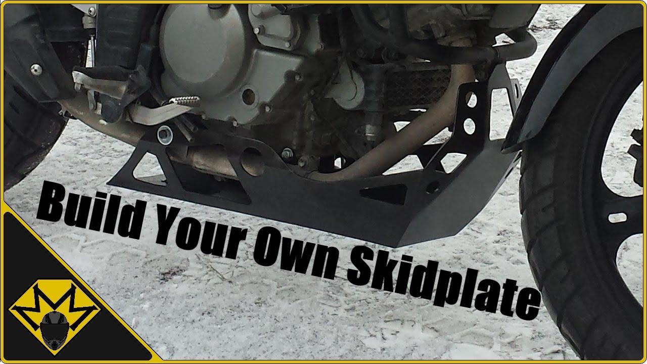 Diy Custom Skid Plate Youtube