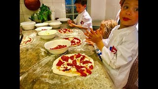 Anguilla - Cooking Pizza with Chef Leonicia Rey Richardson (Cuisinart Resort & Spa)