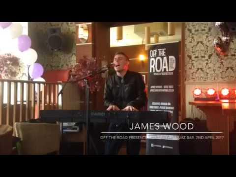 James Wood Hull artist performing at Jaz Bar at Off The Road Presents