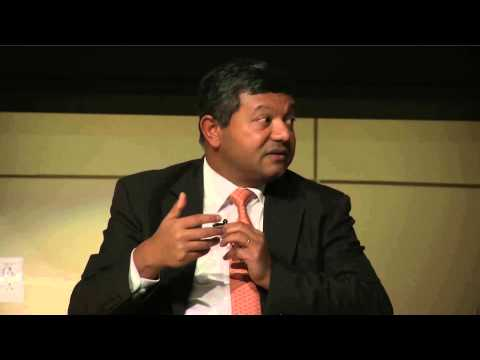 Arun Majumdar: Energy and the Industrial Revolution: Past, Present and Future