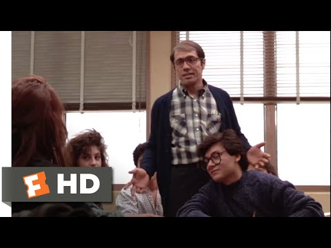 Stand and Deliver (1988) - The Gigolo Problem Scene (4/9) | Movieclips