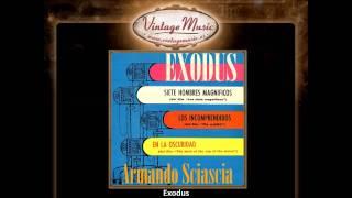 Armando Sciascia -- Exodus (VintageMusic.es)