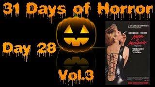 Video 31 Days of Horror Vol.3 | Day 28: Heart of Midnight (1988) | Kino Lober download MP3, 3GP, MP4, WEBM, AVI, FLV Januari 2018