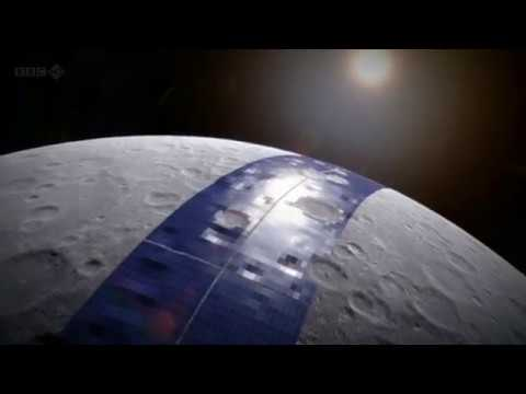 Solar Panels On The Moon To Power Earth Forever Free