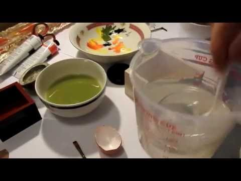 epoxy resin and polyester resin explaned