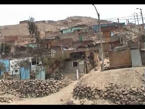 Peru. Νeighborhoods of angels (wideangle)