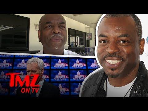 LeVar Burton Wants To Be The Next 'Jeopardy' Host!   TMZ TV