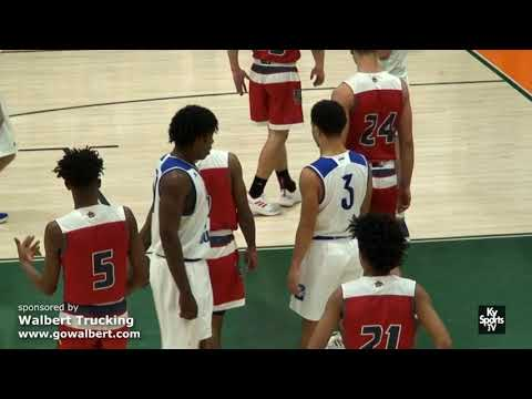 Taylor County vs Larue County - HS Basketball 5th Region Semifinals 2019