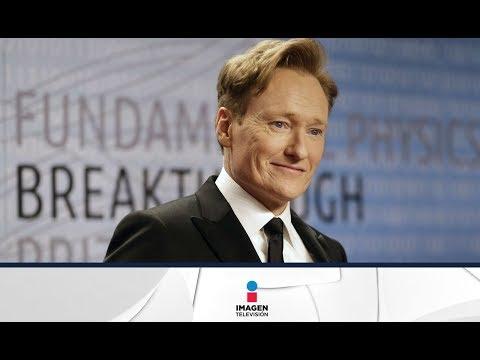 Conan O'Brien en México | Noticias con Ciro Gómez Leyva