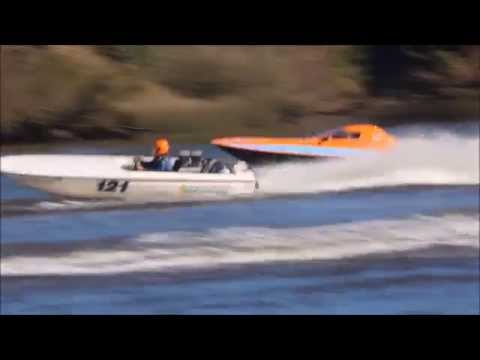 Australian Circuit & Offshore Powerboat Racing Promo