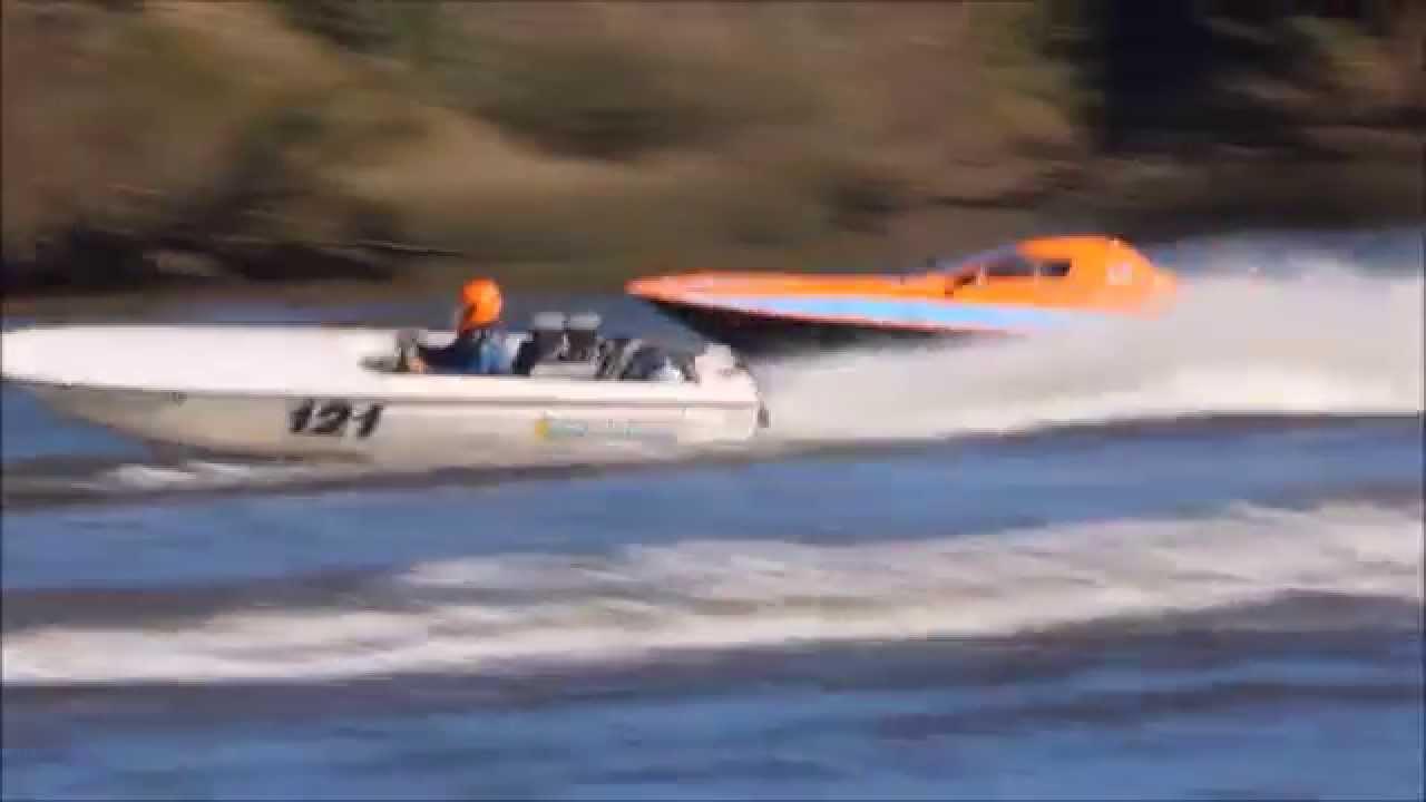 Australian Circuit Amp Offshore Powerboat Racing Promo Youtube