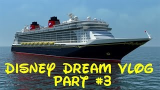 Disney Dream VLOG - Part #3 - Castaway Cay, Onboard Shopping, Pirate