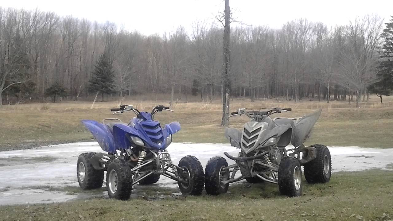 Yamaha  Vs Raptor
