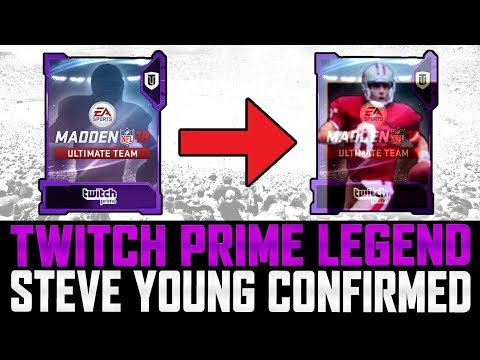 MUT 18 | TWITCH PRIME LEGEND STEVE YOUNG LEAKED? | Who Are The Others?