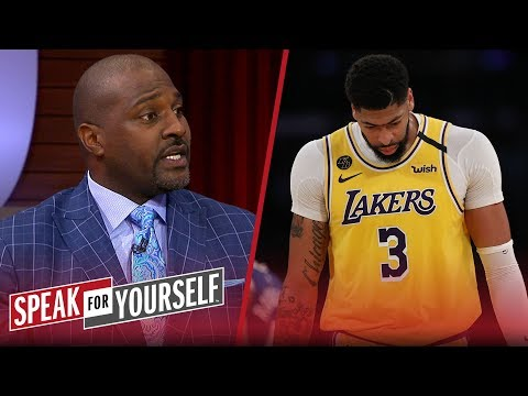 Lakers Need A Reliable 3rd Scorer, Talks Loss To Nets — Marcellus Wiley | NBA | SPEAK FOR YOURSELF