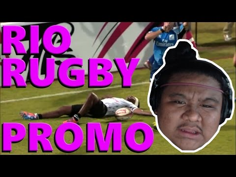 """[REACTION] Rio Rugby Sevens 2016 